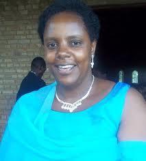 Anne Mugisha is former FDC envoy( whatever that brings on anyone's bank account)