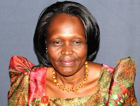 Betty Anwar Kitgum MP